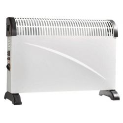 Convector heater turbo