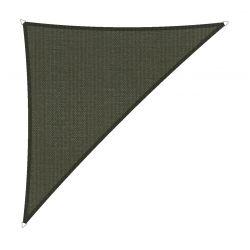 Shadow Comfort driehoek 90°,3x3x4,2 Deep Grey