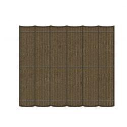 Harmonicadoek Shadow Comfort Japanese Brown 2,90x4M