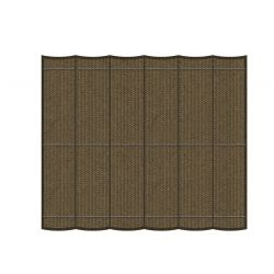 Harmonicadoek Shadow Comfort Japanese Brown 2,9x5M
